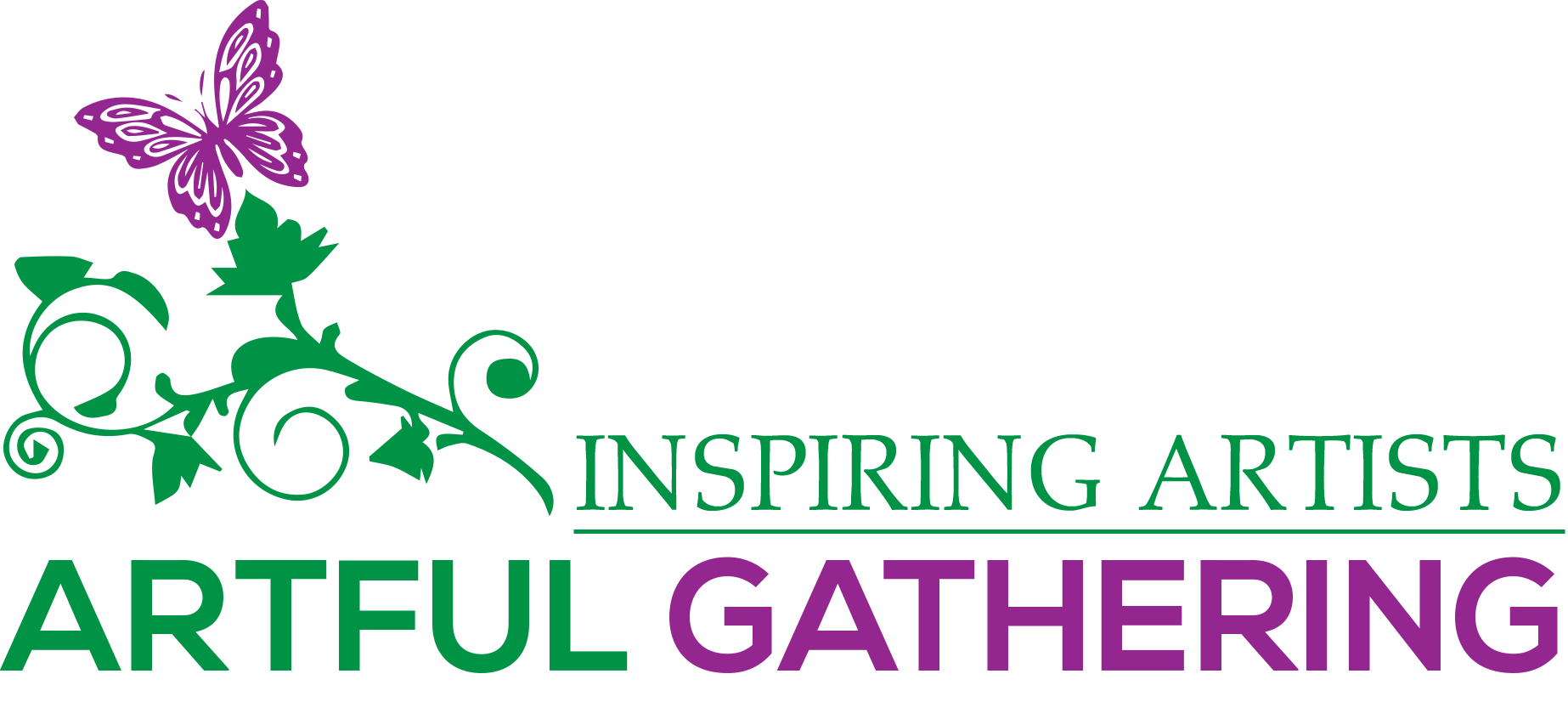 Artful Gathering Online Events Logo