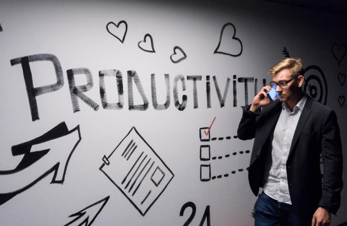 Some key steps to maximize productivity