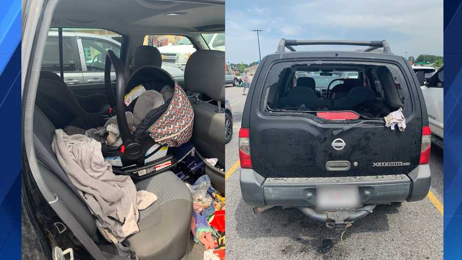 Baby Rescued by Couple in Pea Ridge Missouri From Hot Car