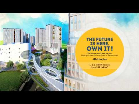 Brigade Cornerstone Utopia | 47 Acres Integrated Smart Township | Brigade Offers
