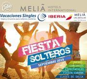 Fiesta de Solteros Cuba 2019 :: XVIII Encuentro internacional