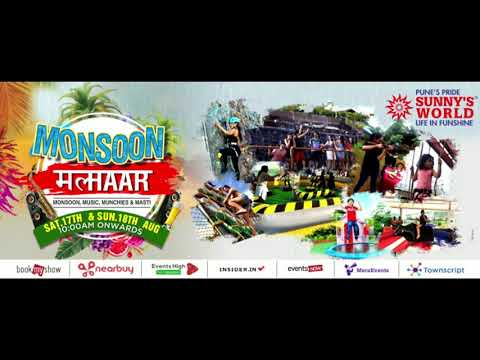 Monsoon Malhaar - Biggest Event In Town @ Sunny's World