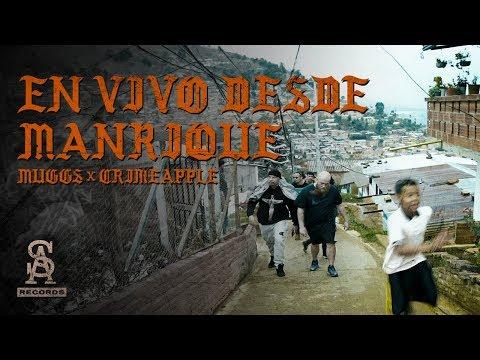 DJ MUGGS x CRIMEAPPLE - En Vivo Desde Manrique