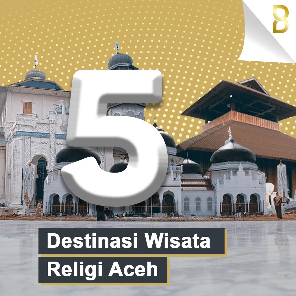 5 Wisata Religi di Aceh