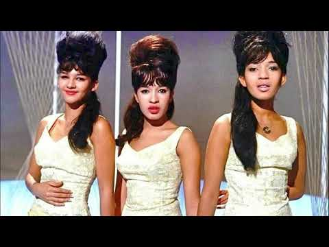 BE MY BABY--THE RONETTES (NEW ENHANCED VERSION)
