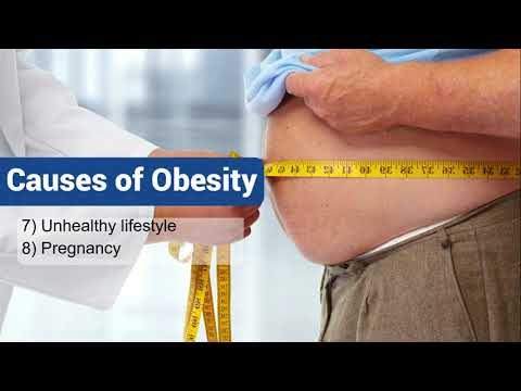 DR AMIT SOOD | EFFECT OF OBESITY ON HEALTH | BARIATRIC SURGEON IN MOGA | WEIGHT LOSS SURGEON IN MOGA