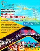 Caribbean Youth Orchestra @ Carifesta XIV