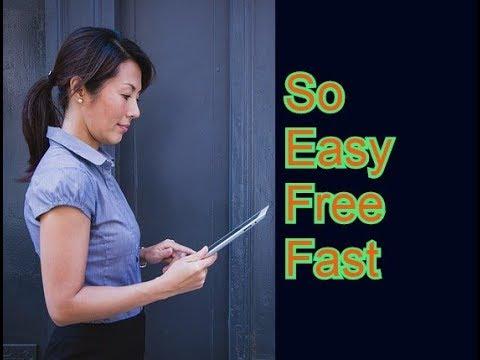 Easiest Free Website Builder