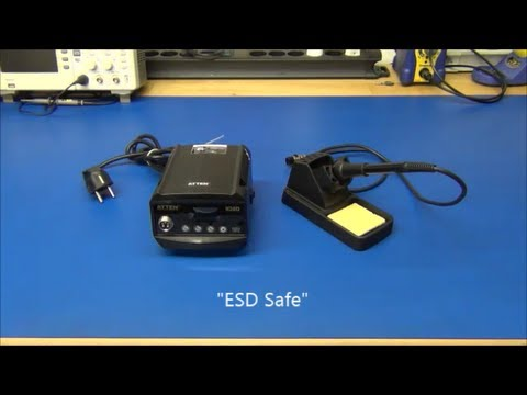 Atten 938D Soldering Station - Review / Teardown - Ec-Projects