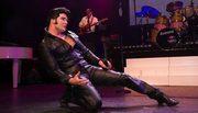 Ben Thompson As Elvis Presley