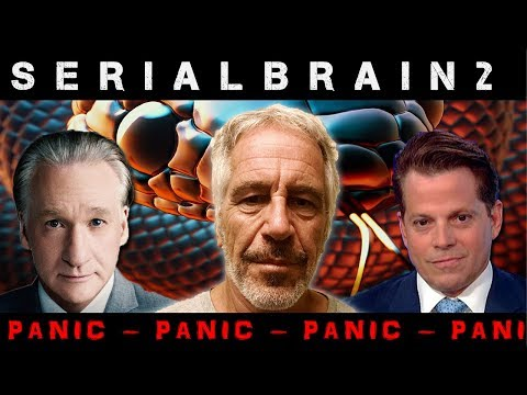 Q - Epstein Secured. Scaramucci and Maher nervous. PANIC for THE ELITES!!!!