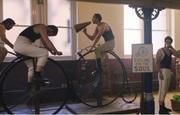 Victorian Era Spin Class
