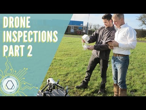 Drone Inspections: What You MUST Know Before You Start Flying Commercially