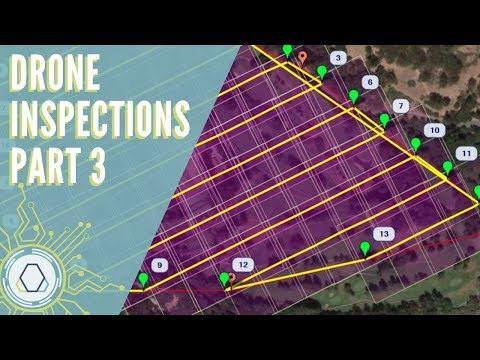 3 Main Types of Drone Inspections and their Applications & Benefits