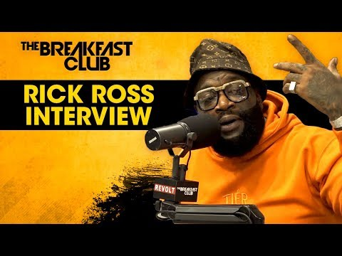Rick Ross Unpacks Stories From His Book, Port Of Miami 2 + More