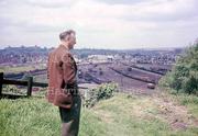From Hog's Back towards Hornsey Railway Station, c 1965