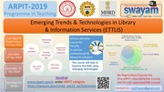 ARPIT: Annual Refresher Programme in Teaching (Library and Information Science)