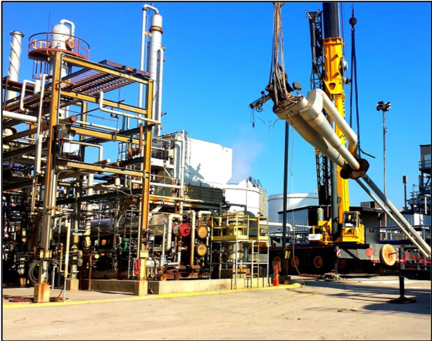 """New """"Hexane"""" Group Targeting Oil and Gas Facilities"""