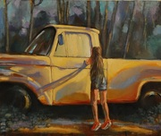 Curious About That Old Yellow Truck