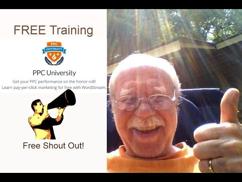 PPC University ~My Pick Of The Week & Shout Out