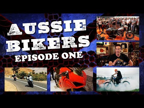 AUSSIE BIKERS // Bombala Bike Show // Episode 01