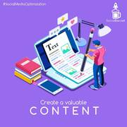 Content Plays an Important Role in Social Media Marketing