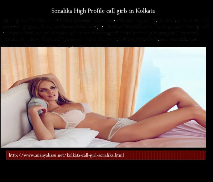 Sonalika High Profile call girls in Kolkata