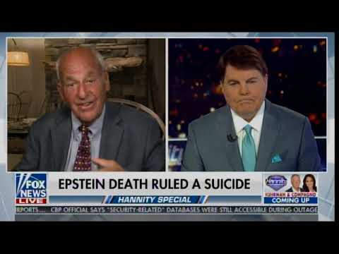 "Dr. Cyril Wecht: 'Have Not Seen' Multiple Fractures in ""Lean Into"" Hanging Suicide"
