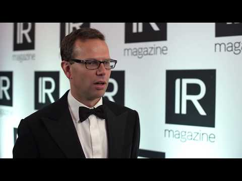 Aegon talks targeting at the IR Magazine Awards - Europe 2019
