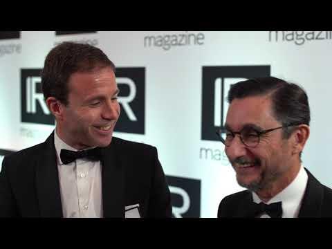 Iberdrola talks IR trends at the IR Magazine Awards – Europe 2019