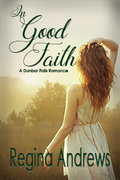 Regina Andrews Talks About Her New Book, In Good Faith.