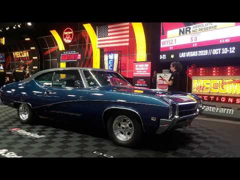 1969 Buick GS With A Modified '72 Electra 455 At the 2019 Mecum Harrisburg