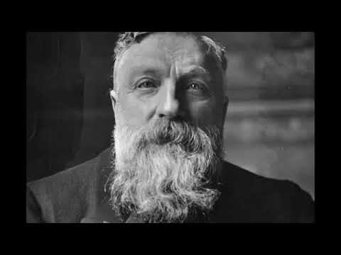 Rare Film of Monet, Renoir, Rodin and Degas
