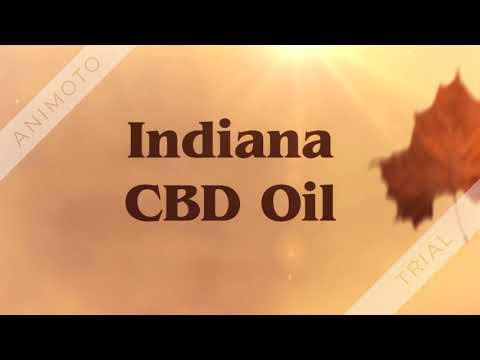 CBD Oil Indiana