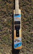 Cricket Bat Guitar