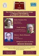 Rencontres littéraires du 27 août 2019