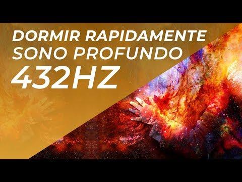 MÚSICA PARA SONO PROFUNDO E CURA MILAGROSA 432Hz  DORMIR RAPIDAMENTE e RELAXAMENTO PROFUNDO