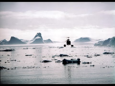 GROENLAND : record mondial sur le choc thermique.
