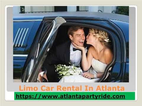 Limo Rental Service Atlanta