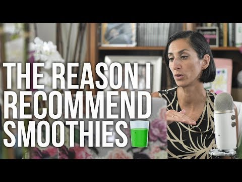 Why Smoothies are the Solution to Nourishment
