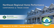 Northeast Regional Home Performance Conference & Trade Show