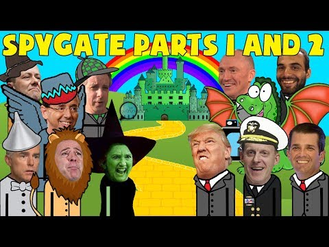 Spygate The Movie (Parts 1 and 2)