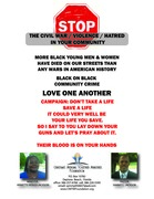 STOP THE VIOLENCE NATIONWIDE
