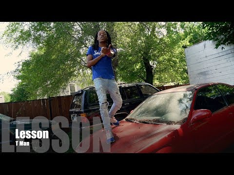 T Man - Lesson (Music Video)