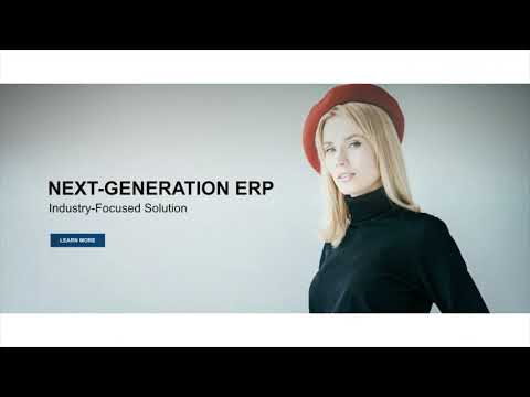 ERP Software Company For Fashion Company | 212-279-5800
