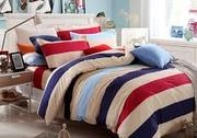 portico double bed sheets