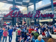 The Battery, SunTrust Park; Atlanta, GA, April 2019