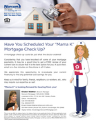 Mama K Mortgage Check Up