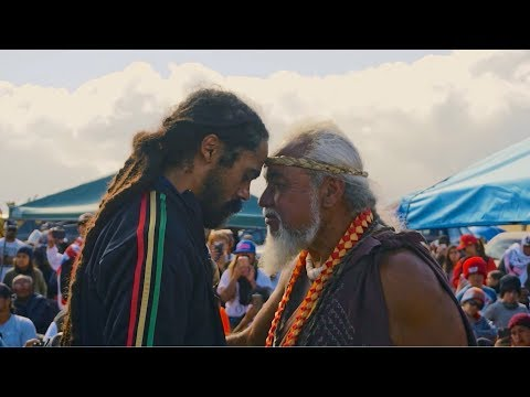 Damian Marley Stands With Native Hawaiians @ Mauna Kea