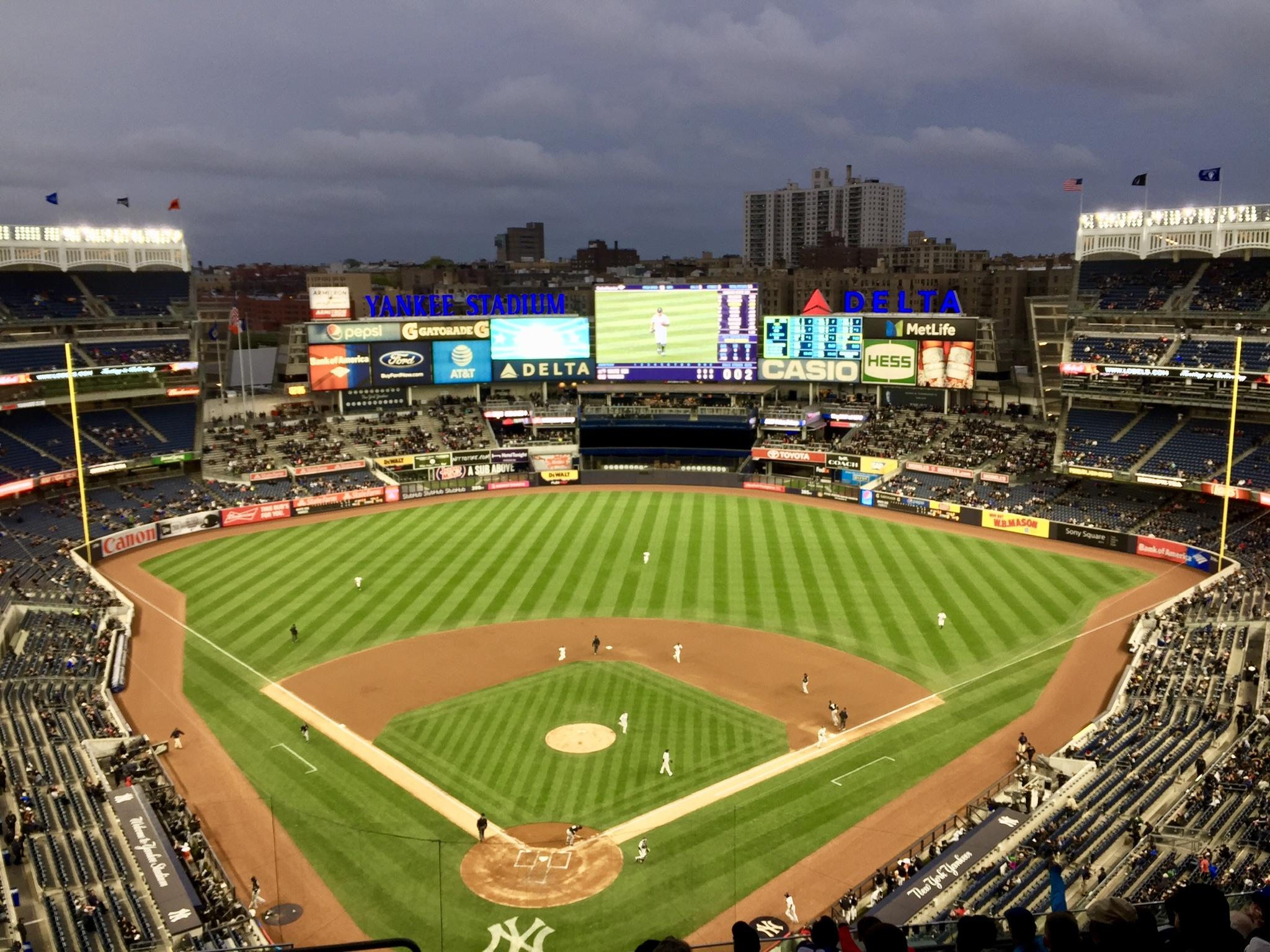 Yankee Stadium II; Bronx, NY
